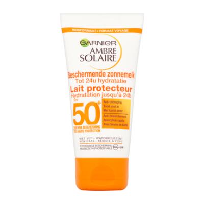 Garnier Ambre Solaire Beschermende Zonnemelk SPF 50+
