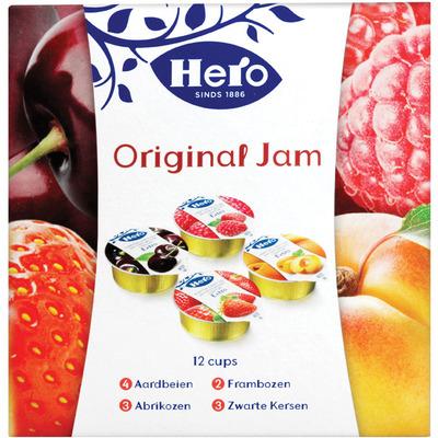 Hero Jam assorti cups