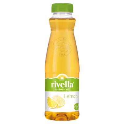 Rivella Koolzuurvrij Lemon 0,5 Liter