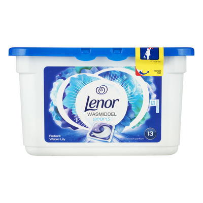 Lenor  3in1 pODS zeebries wasmiddel capsules