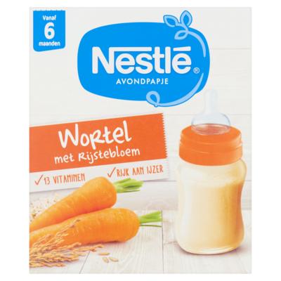 Nestle Pyjamapapje wortel