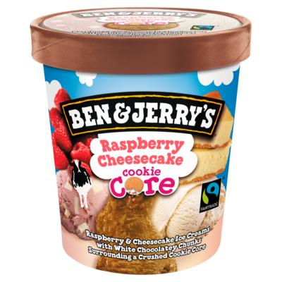 Ben & Jerry's IJs Raspberry Cheesecake 500 ml
