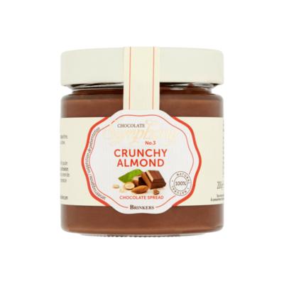 Brinkers Chocolate Symphony Crunchy Almond