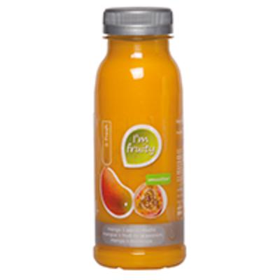 Yoghurtsmoothie mango passiefruit 250 ml.