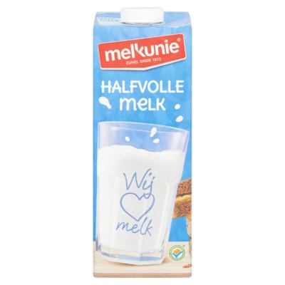 Melkunie Halfvolle Melk 1 L