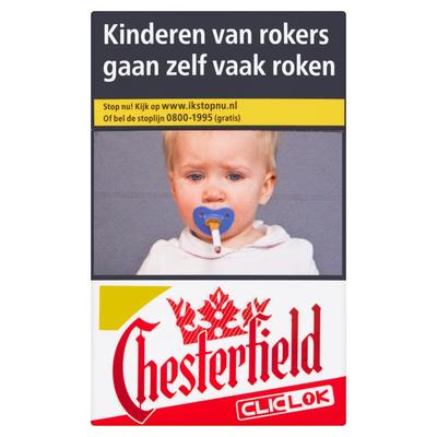 Chesterfield Red 20 Stuks