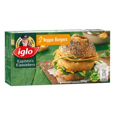 Iglo Veggie burger