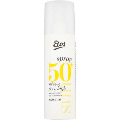 Etos Sun spray sensitive SPF 50+