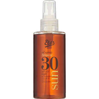 Etos Sun oil bronze spray SPF 30