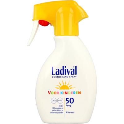 Ladival Zonnebrand Spray Voor Kinderen SPF 50