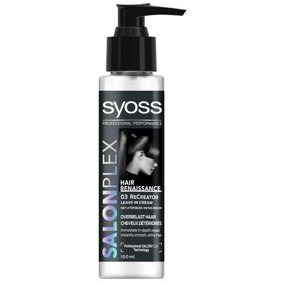 Syoss Salonplex leave-in cream