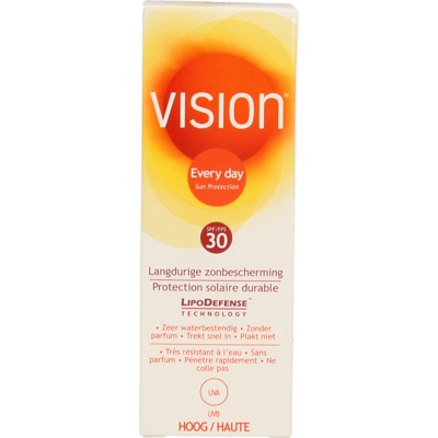 Vision All Day Zonbescherming Crème F30