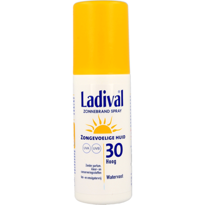 Ladival Zonnebrand Spray SPF 30