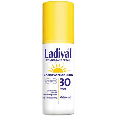 Ladival Gevoelige huid spray SPF 30