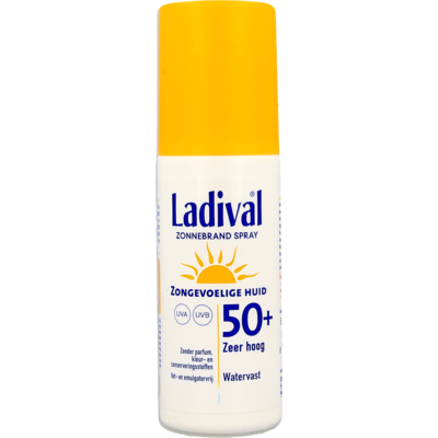 Ladival  Zonnebrand Spray SPF 50+