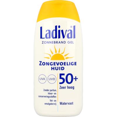Ladival Zonnebrand Gel  SPF 50+