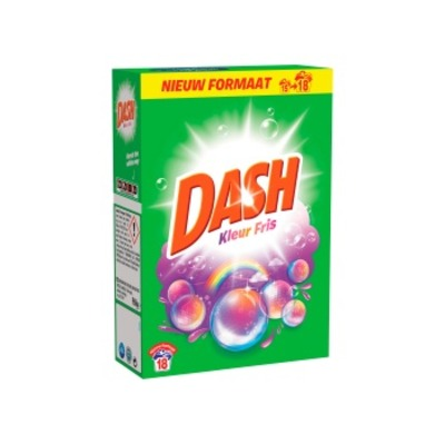Dash Wasmiddel color