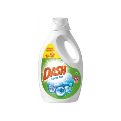 Dash Wasmiddel alpine fris