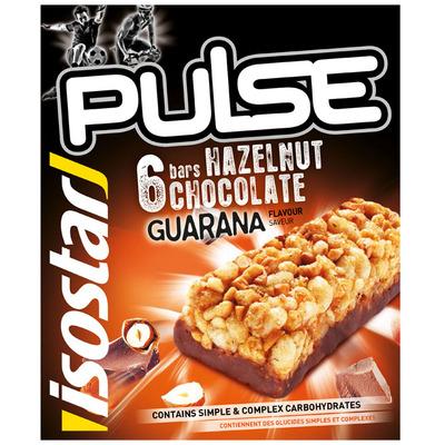 Isostar Pulse reep hazelnoot-choco