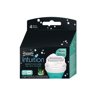 Wilkinson Intuition Sensitive Care Navulling