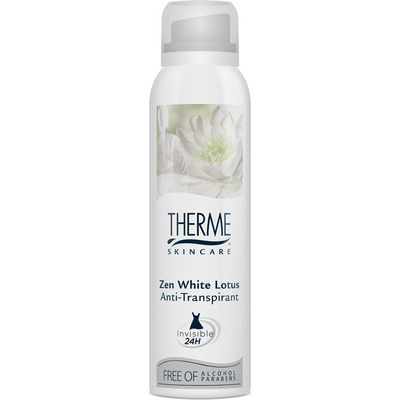 Therme Deodorant white lotus