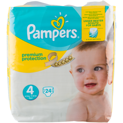 Pampers Premium protection maxi carry pack
