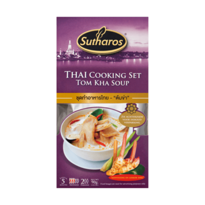 Sutharos Thai Cooking Set Tom Kha Soup