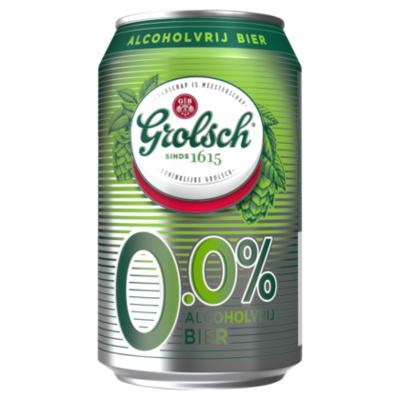 Grolsch Grolsch 0.0 Blik