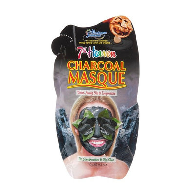 Montagne Jeunesse Charcoal 2-in-1 Reinigend Gezichtsmasker