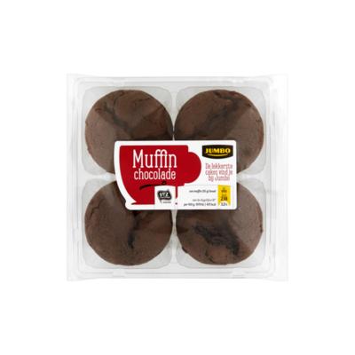 Jumbo Muffin Chocolade
