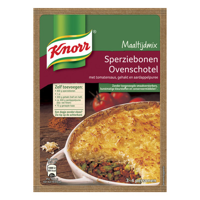 Knorr Mix sperziebonen