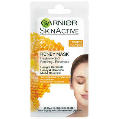 Garnier Skin active honey repairing masker