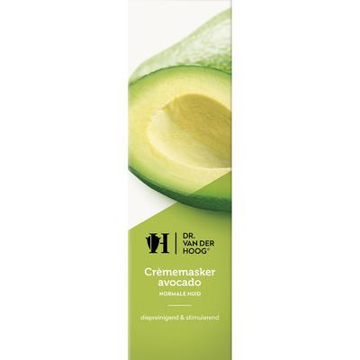 Dr. van der Hoog Crèmemasker avocado