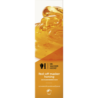 Dr. van der Hoog Peel off masker honing