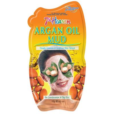 7thHeaven Argan olie modder gezichtsmasker