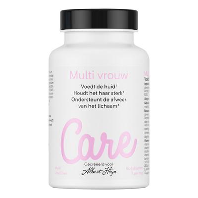 Care Multi vrouw tabletten