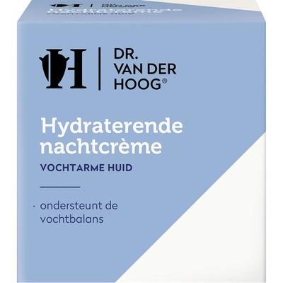 Dr. van der Hoog Hydraterende nachtcrème