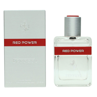 Ferrari Red power eau de toilette spray