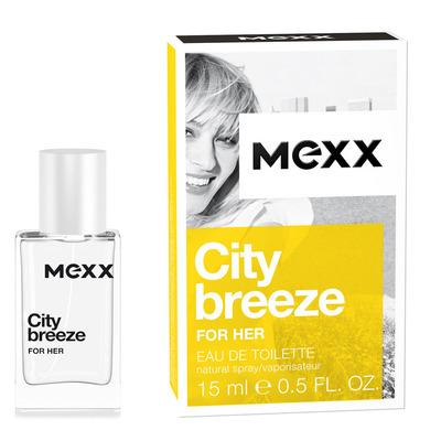 Mexx City breeze woman eau de toilette