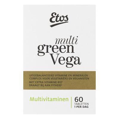Huismerk Multi green vega