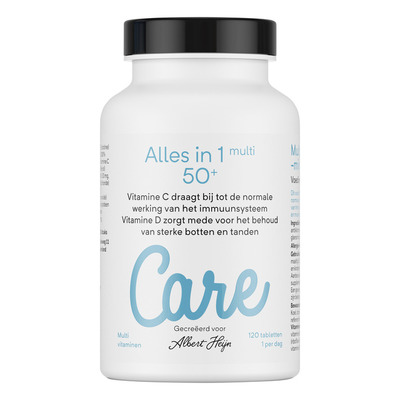 Care Multi alles-in-1 50+ tabletten