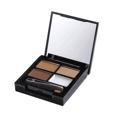 Revolution Focus & fix brow kit medium dark