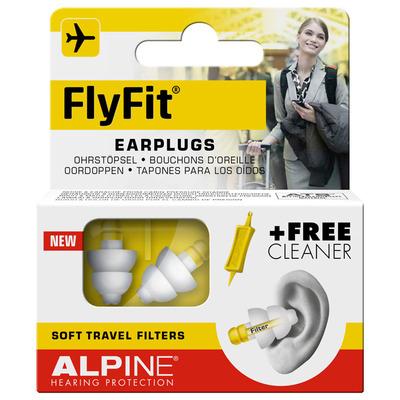 Alpine Flyfit oordoppen voor vliegen