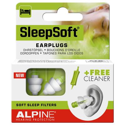 Alpine Sleepsoft oordoppen voor slapen