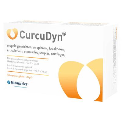 Metagenics Curcudyn tabletten