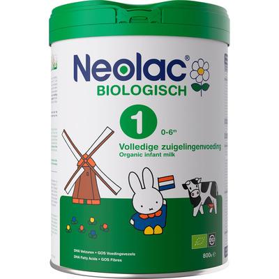 Neolac 1 Biologische zuigelingenvoeding