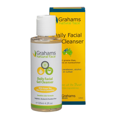 Grahams Face wash
