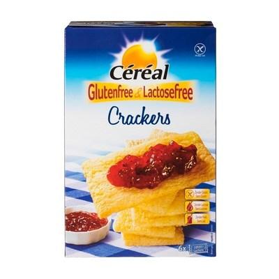 Céréal Glutenfree & Lactosefree Crackers