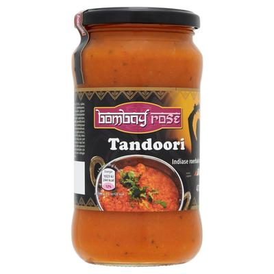 Bombay Rose Tandoori Roerbaksaus 470 g