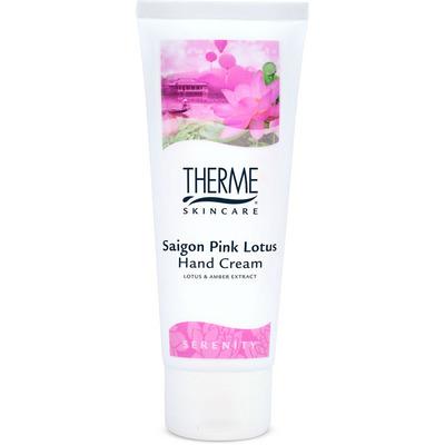 Therme Saigon pink lotus handcrème